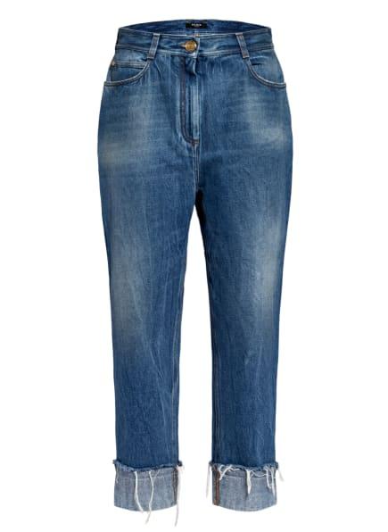 BALMAIN Boyfriend Jeans , Farbe: 6FF BLEU JEAN (Bild 1)
