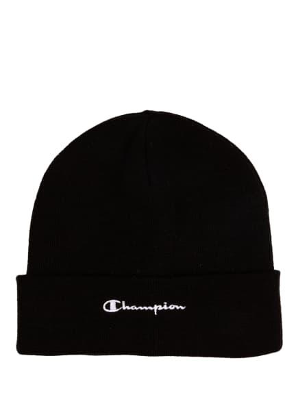 Champion Mütze, Farbe: SCHWARZ (Bild 1)