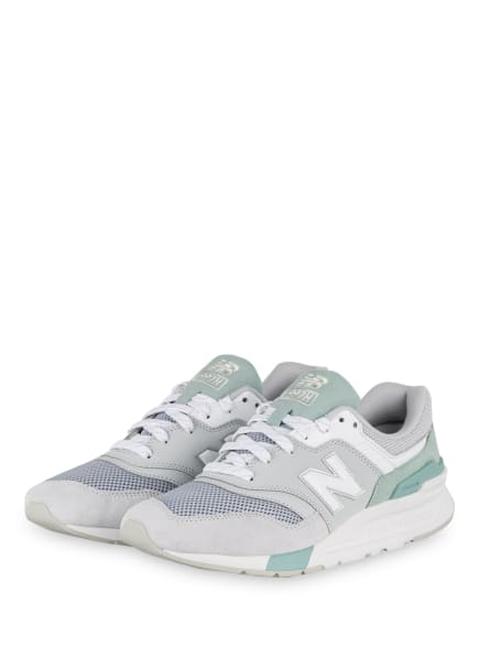 new balance Sneaker 997H, Farbe: HELLGRAU/ MINT/ WEISS (Bild 1)