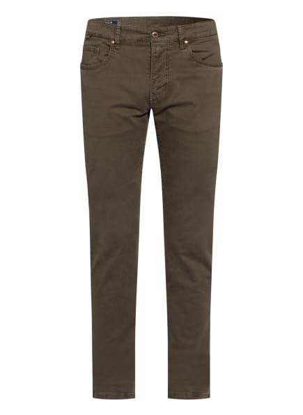 AT.P.CO Hose Extra Slim Fit , Farbe: KHAKI (Bild 1)