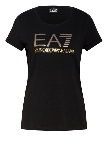 EA7 EMPORIO ARMANI T-Shirt, Farbe: SCHWARZ (Bild 1)