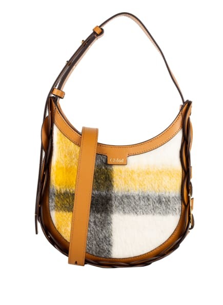Chloé Hobo-Bag DARRYL SMALL, Farbe: AUTUMNAL BROWN (Bild 1)