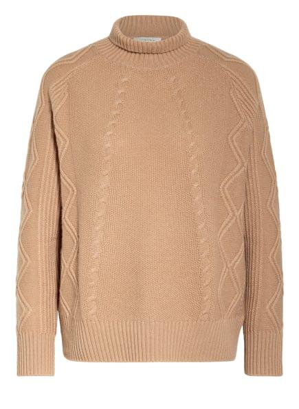 lilienfels Pullover aus Cashmere , Farbe: CAMEL (Bild 1)
