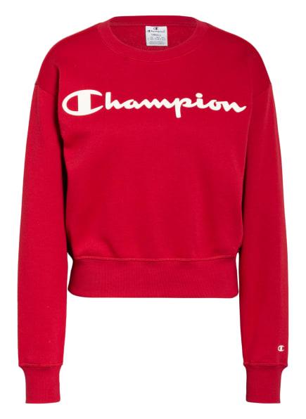 Champion Sweatshirt , Farbe: DUNKELROT (Bild 1)