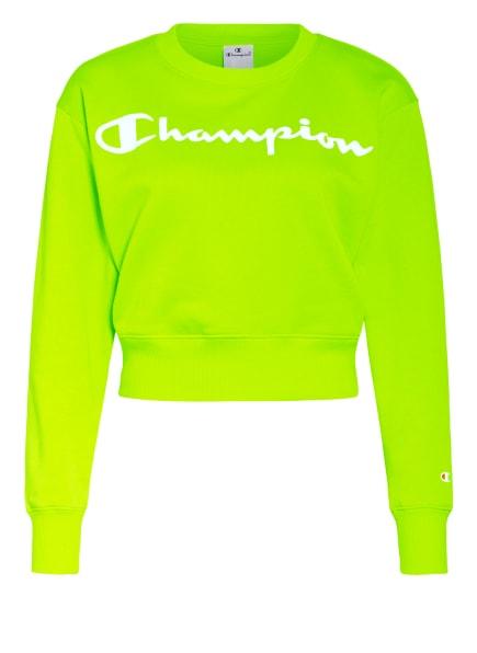 Champion Sweatshirt, Farbe: GRÜN (Bild 1)