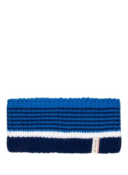 VAUDE Stirnband MELBU IV, Farbe: DUNKELBLAU/ BLAU/ WEISS (Bild 1)