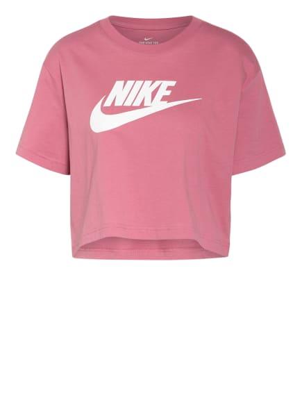 Nike Cropped-Shirt ESSENTIAL, Farbe: ALTROSA/ WEISS (Bild 1)