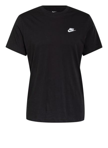 Nike T-Shirt SPORTSWEAR CLUB, Farbe: SCHWARZ (Bild 1)