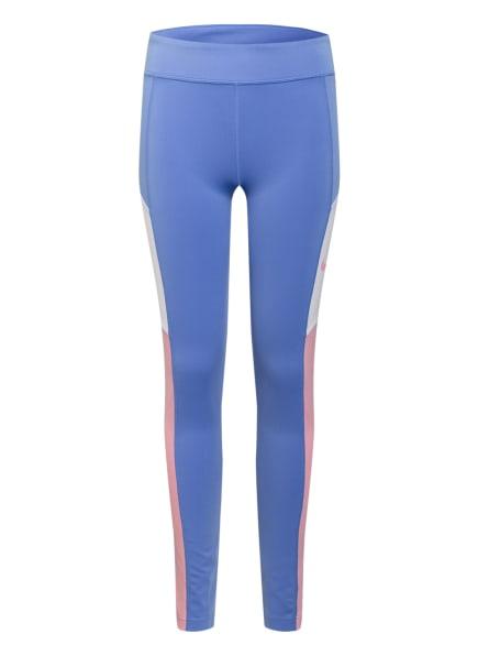 Nike Tights TROPHY , Farbe: HELLBLAU/ WEISS/ HELLROSA (Bild 1)