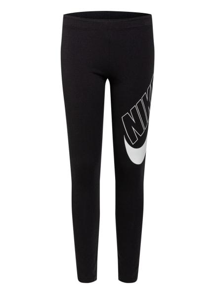 Nike Tights, Farbe: SCHWARZ (Bild 1)