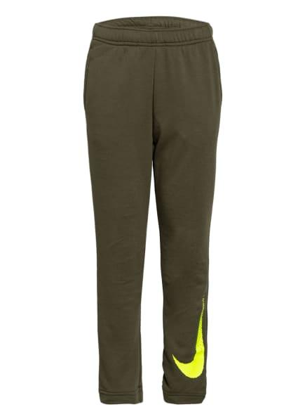 Nike Sweatpants DRI-FIT, Farbe: OLIV (Bild 1)