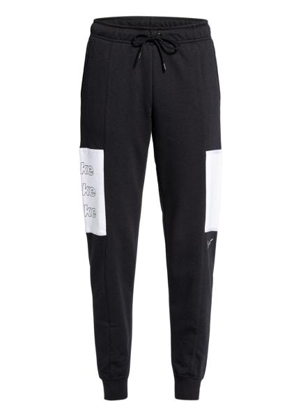 Nike Sweatpants ARCHIVE REMIX , Farbe: SCHWARZ/ WEISS (Bild 1)