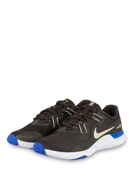 Nike Trainingsschuhe RENEW RETALIATION TR 2, Farbe: SCHWARZ/ WEISS/ BLAU (Bild 1)