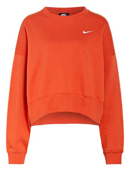 Nike Sweatshirt ESSENTIALS, Farbe: ORANGE (Bild 1)