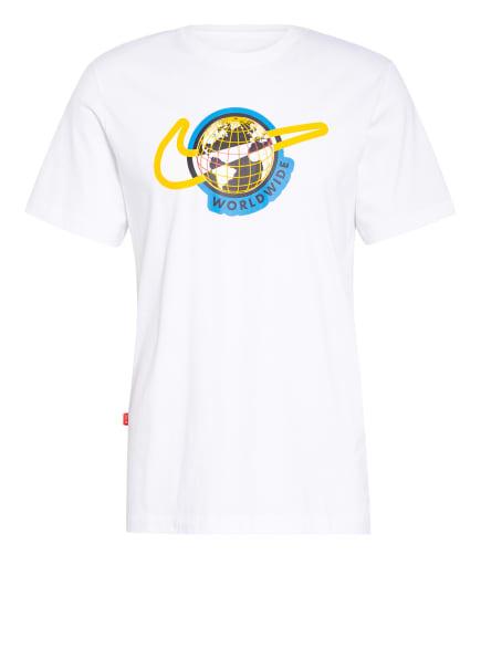 Nike T-Shirt, Farbe: WEISS (Bild 1)