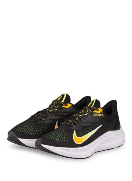 Nike Laufschuhe ZOOM WINFLO 7, Farbe: SCHWARZ (Bild 1)