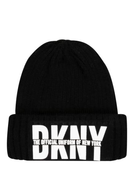 DKNY Mütze , Farbe: SCHWARZ/ WEISS (Bild 1)