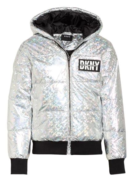 DKNY Steppjacke, Farbe: SILBER (Bild 1)