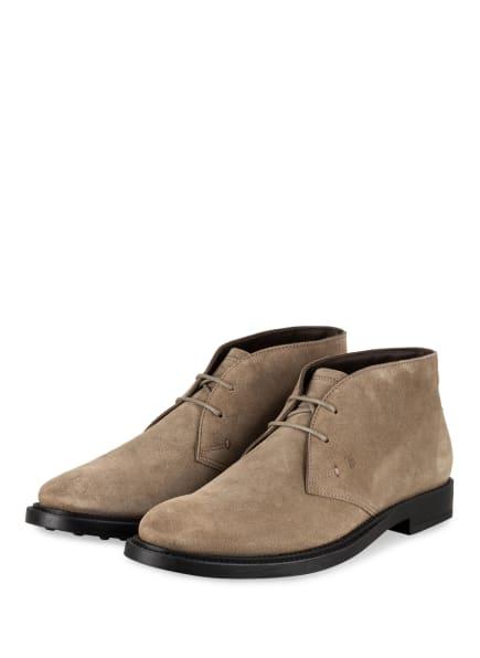 TOD'S Desert-Boots , Farbe: HELLTAUPE (Bild 1)