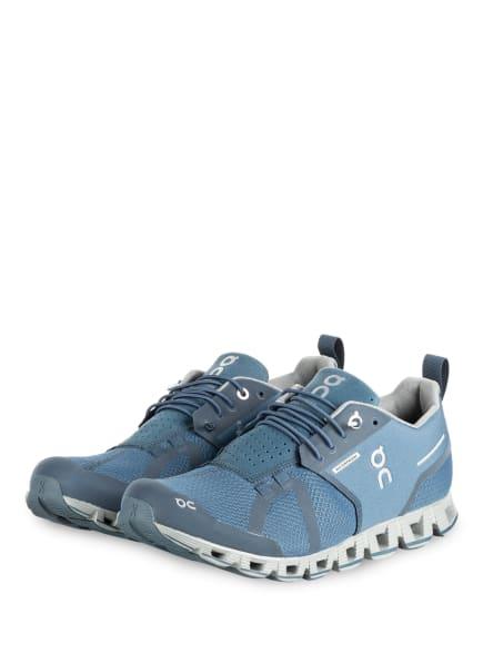 On Running Laufschuhe CLOUD WATERPROOF, Farbe: BLAU (Bild 1)