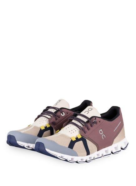 On Running Laufschuhe CLOUD 70/30, Farbe: ALTROSA/ CREME (Bild 1)