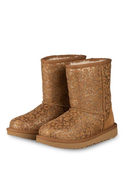 UGG Boots CLASSIC SHORT II, Farbe: HELLBRAUN (Bild 1)