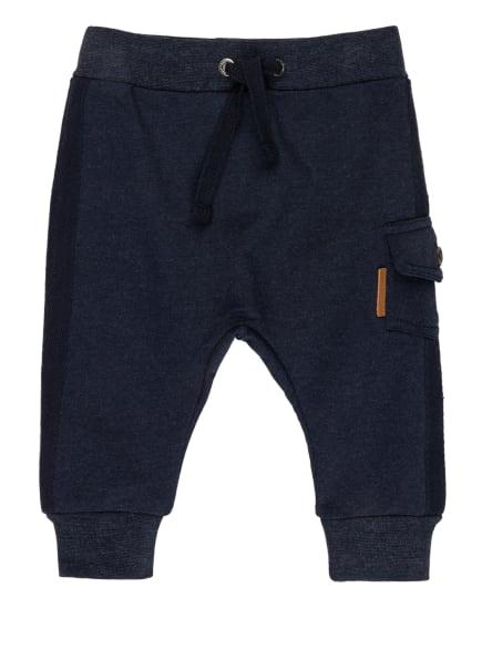 HUST and CLAIRE Sweatpants GUS mit Galonstreifen, Farbe: DUNKELBLAU (Bild 1)