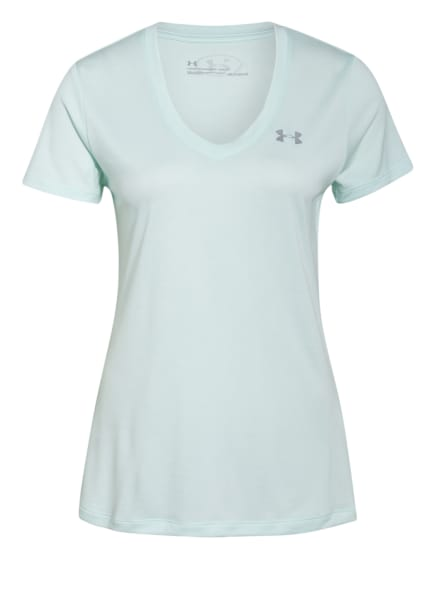 UNDER ARMOUR T-Shirt UA TECH TWIST, Farbe: MINT (Bild 1)