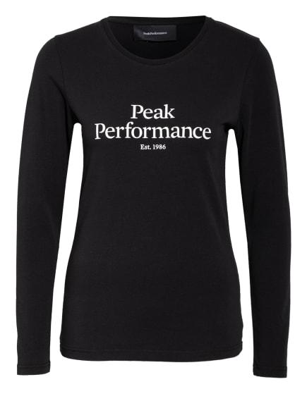 Peak Performance Longsleeve ORIGINAL, Farbe: SCHWARZ (Bild 1)