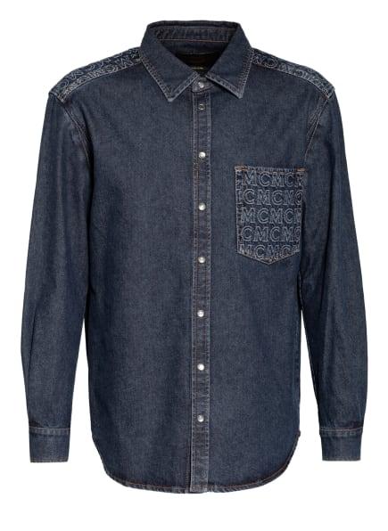 MCM Jeans-Overshirt, Farbe: BLAU (Bild 1)