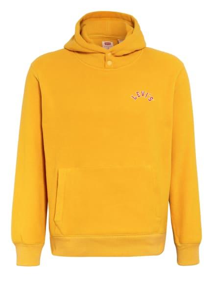 Levi's® Fleece-Hoodie , Farbe: GELB (Bild 1)