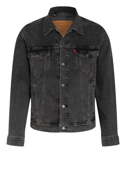 Levi's® Jeansjacke TRUCKER , Farbe: DUNKELGRAU/ SCHWARZ (Bild 1)