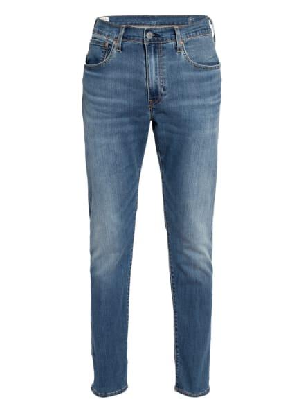 Levi's® Jeans 512 Slim Taper Fit, Farbe: 65 DARK INDIGO - WORN IN BLUE (Bild 1)