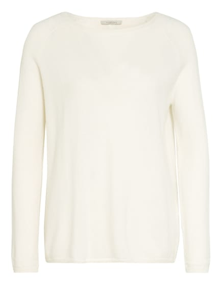 lilienfels Cashmere-Pullover, Farbe: WEISS (Bild 1)