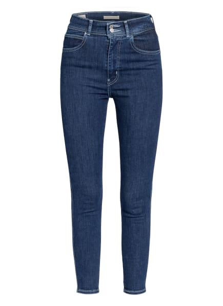 Levi's® Skinny Jeans MILE HIGH SUPER SKINNY, Farbe: 00 Dark Indigo - Worn In (Bild 1)