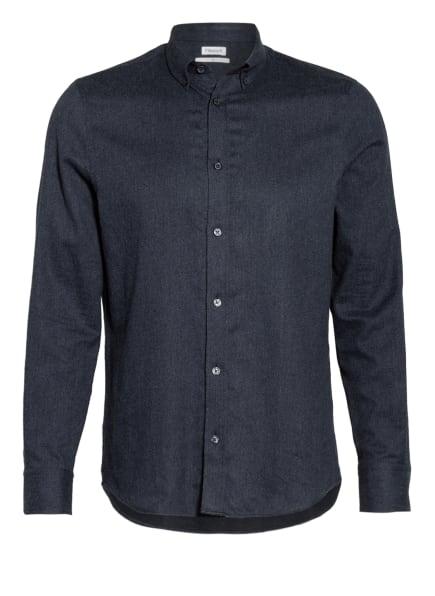 Filippa K Flanellhemd LEWIS Regular Fit, Farbe: DUNKELBLAU (Bild 1)