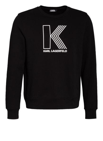 KARL LAGERFELD Sweatshirt , Farbe: SCHWARZ (Bild 1)