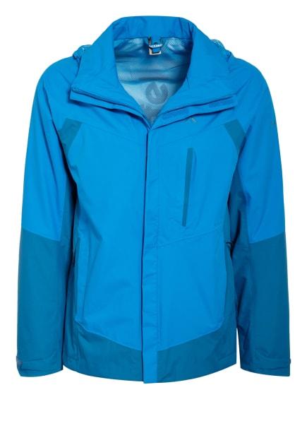Schöffel Outdoor-Jacke VANCOUVER 3, Farbe: BLAU/ PETROL (Bild 1)