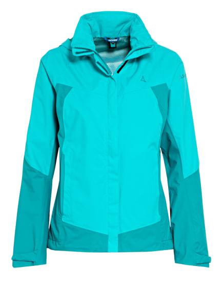 Schöffel Outdoor-Jacke SKOPJE3 mit ZipIn!-Funktion, Farbe: MINT/ GRÜN (Bild 1)