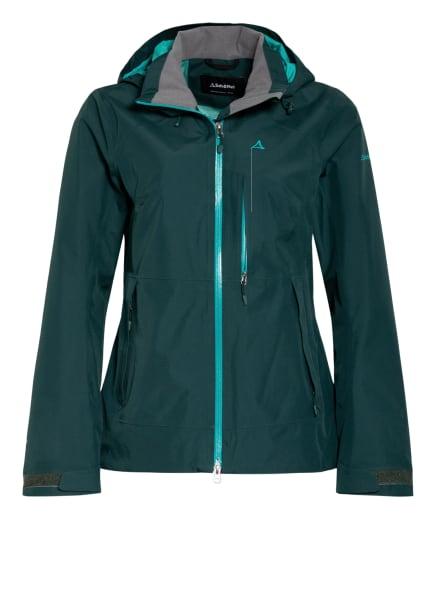 Schöffel Outdoor-Jacke PADON, Farbe: DUNKELGRÜN (Bild 1)