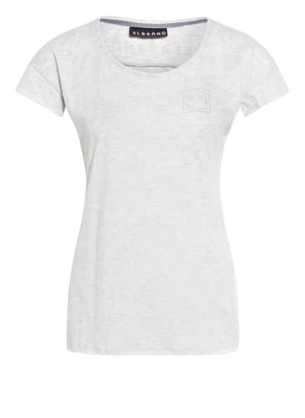 ELBSAND T-Shirt RAN, Farbe: HELLGRAU MELIERT (Bild 1)