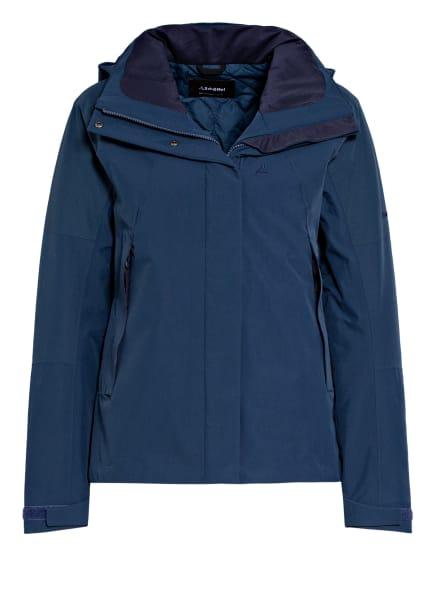 Schöffel Outdoor-Jacke TOUBKAL L, Farbe: PETROL (Bild 1)