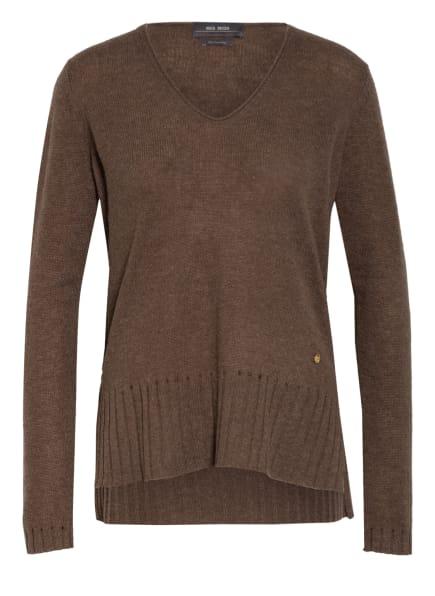 MOS MOSH Cashmere-Pullover SOPHIA, Farbe: HELLBRAUN (Bild 1)
