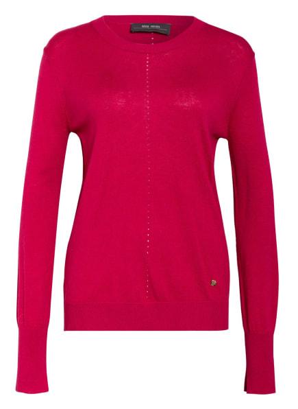 MOS MOSH Pullover VINETTE, Farbe: FUCHSIA (Bild 1)