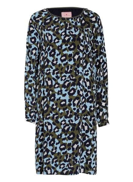 LIEBLINGSSTÜCK Kleid ROSE , Farbe: DUNKELBLAU/ HELLBLAU/ GRÜN (Bild 1)