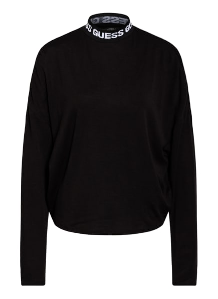 GUESS Pullover, Farbe: SCHWARZ (Bild 1)