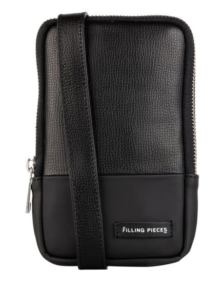 FILLING PIECES Smartphone-Tasche, Farbe: SCHWARZ (Bild 1)