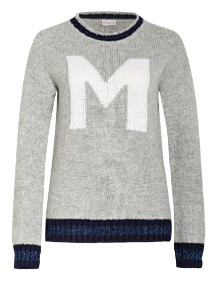 MONCLER Pullover, Farbe: 985 GRAU (Bild 1)