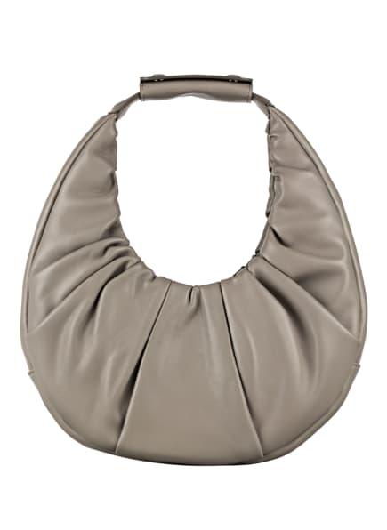 STAUD Handtasche SOFT MOON, Farbe: HELLGRAU (Bild 1)