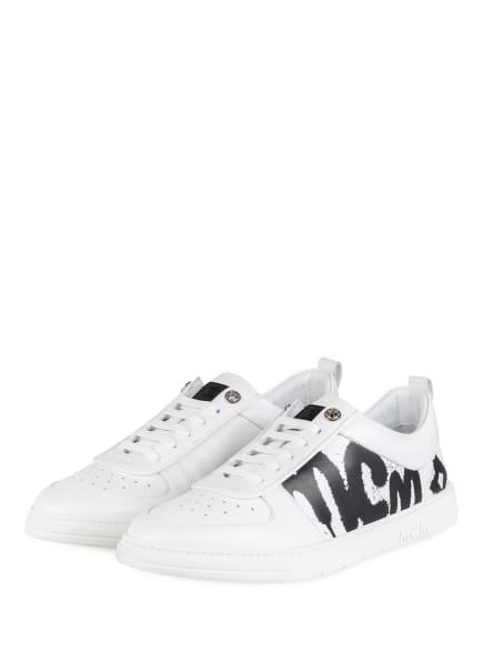 MCM Sneaker TERRAIN , Farbe: WEISS/ SCHWARZ (Bild 1)